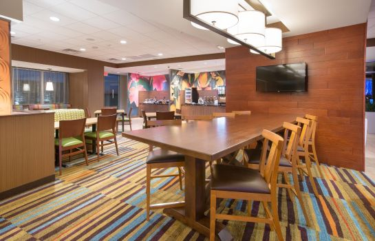 Ristorante Fairfield Inn & Suites Burlington