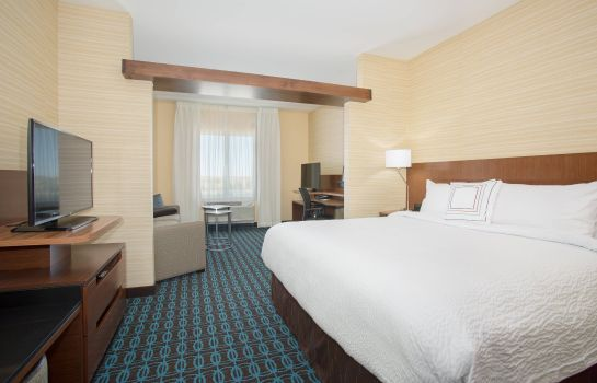 Suite Fairfield Inn & Suites Burlington