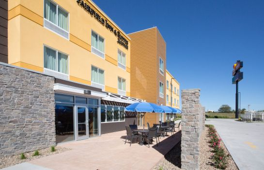 Info Fairfield Inn & Suites Burlington