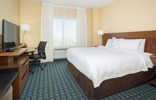 Room Fairfield Inn & Suites Burlington