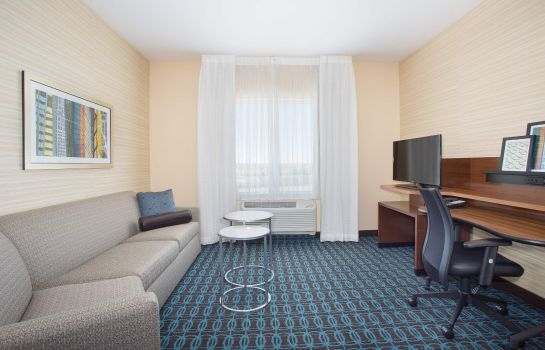 Kamers Fairfield Inn & Suites Burlington