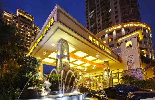 Foto Legend International Hotel