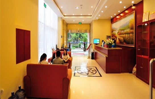 Lobby Hanting West Zhenzhou Road