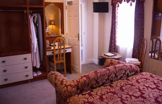 Chambre double (standard) Belfray Country Inn
