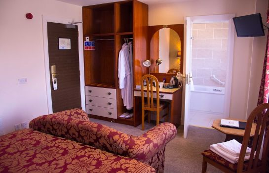 Chambre double (confort) Belfray Country Inn