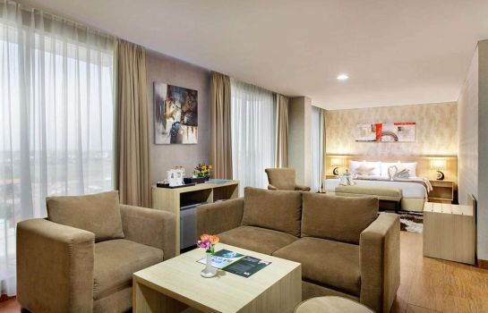 Suite Days Hotel and Suites Jakarta