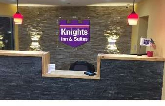 Hol hotelowy KNIGHTS INN & SUITES SALEM