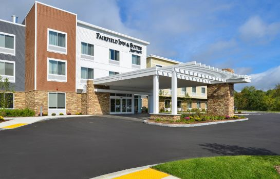 Exterior view Fairfield Inn & Suites Plymouth