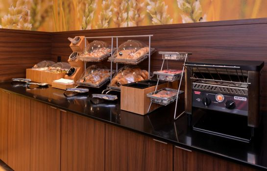Restaurant Fairfield Inn & Suites Plymouth