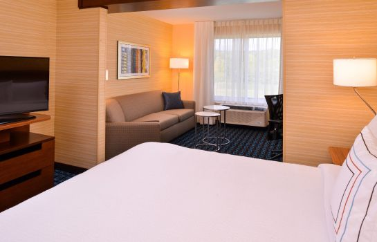 Suite Fairfield Inn & Suites Plymouth