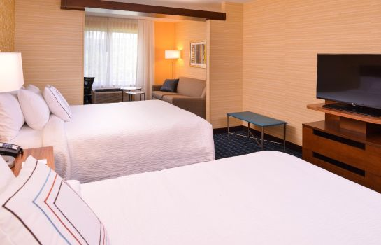 Zimmer Fairfield Inn & Suites Plymouth