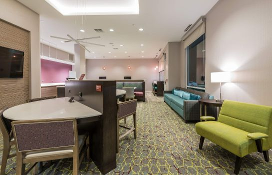 Hotelhalle TownePlace Suites Chicago Schaumburg