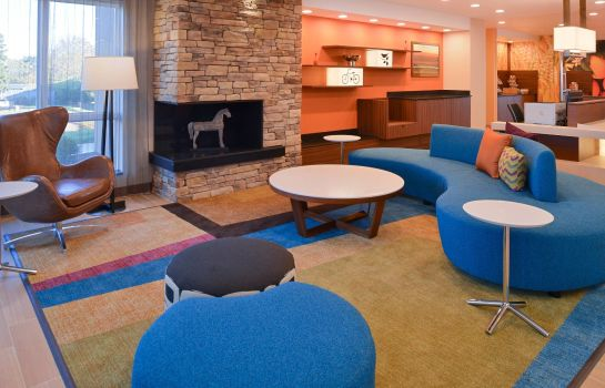 Hotelhal Fairfield Inn & Suites Martinsburg