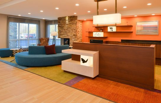 Hotelhalle Fairfield Inn & Suites Martinsburg