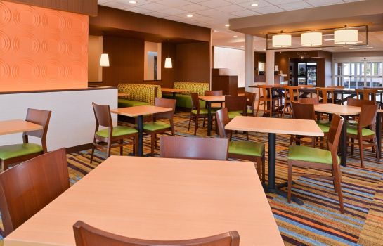 Restaurant Fairfield Inn & Suites Martinsburg