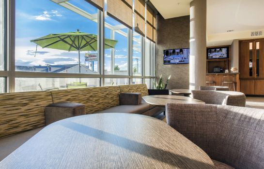 Lobby SpringHill Suites Gallup