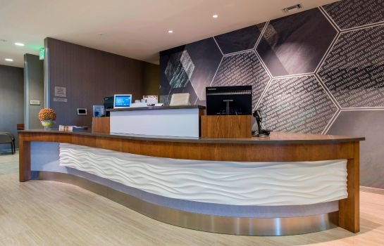 Hotelhalle SpringHill Suites Gallup
