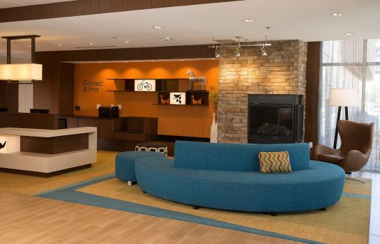 Hotelhal Fairfield Inn & Suites Durango