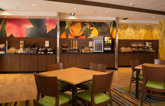 Restaurante Fairfield Inn & Suites Durango