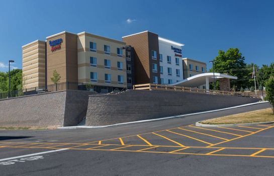 Außenansicht Fairfield Inn & Suites Geneva Finger Lakes