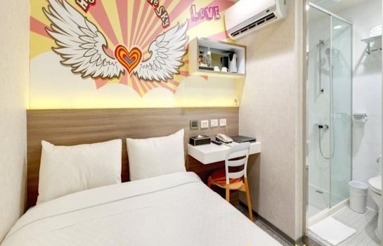 Chambre individuelle (standard) CityInn Hotel Taipei Station Branch I