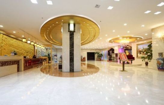 Hol hotelowy Dunbai International Business Hotel