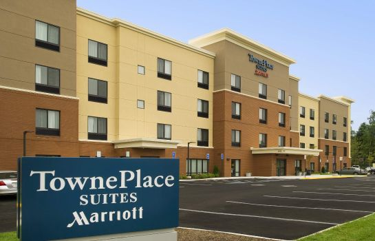 Exterior view TownePlace Suites Alexandria Fort Belvoir