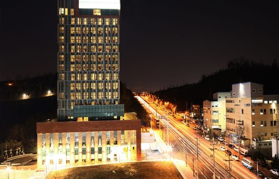 Exterior view Square Hotel Ansan