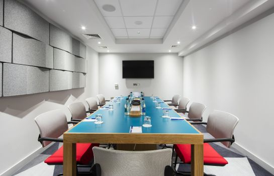 Conference room Holiday Inn Express DUBLIN CITY CENTRE