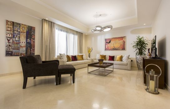 Suite InterContinental Hotels DOHA RESIDENCES