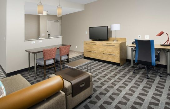 Pokój TownePlace Suites Alexandria Fort Belvoir