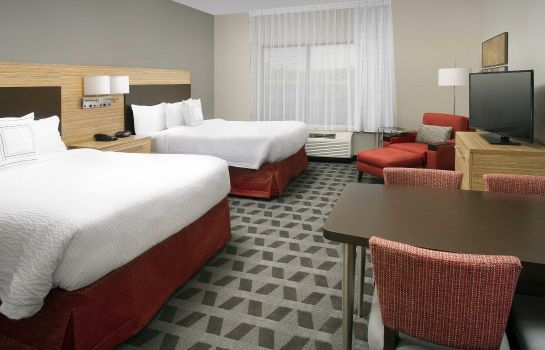 Room TownePlace Suites Alexandria Fort Belvoir