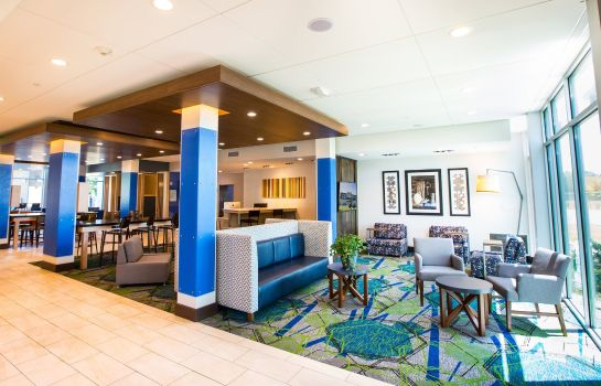 Hol hotelowy Holiday Inn Express & Suites GREENWOOD MALL