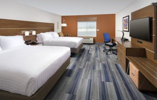 Zimmer Holiday Inn Express & Suites GREENWOOD MALL