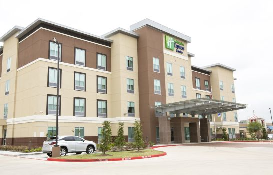 Vista exterior Holiday Inn Express & Suites HOUSTON NW - HWY 290 CYPRESS