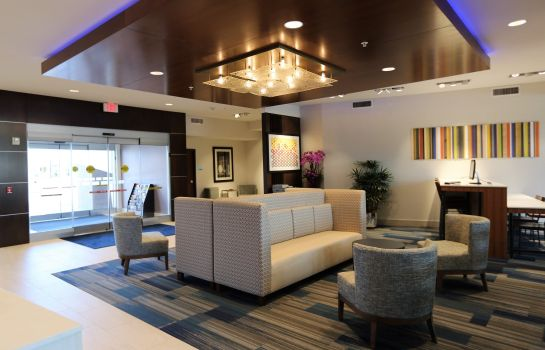 Vestíbulo del hotel Holiday Inn Express & Suites HOUSTON NW - HWY 290 CYPRESS