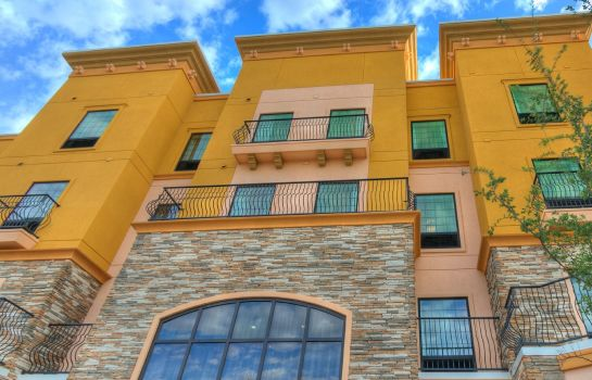 Vista exterior Staybridge Suites LUBBOCK SOUTH
