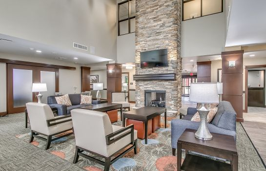 Hall de l'hôtel Staybridge Suites LUBBOCK SOUTH