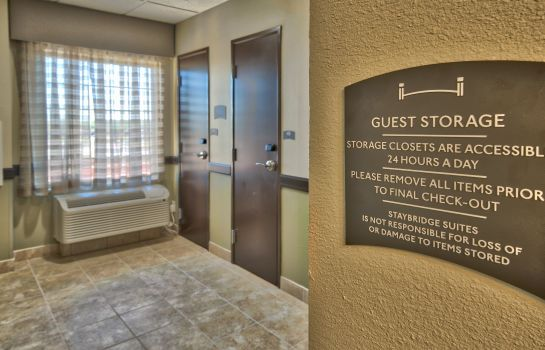 Vestíbulo del hotel Staybridge Suites LUBBOCK SOUTH