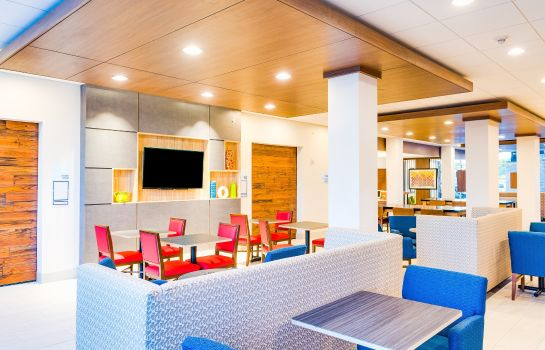 Restaurante Holiday Inn Express & Suites RUSSELLVILLE