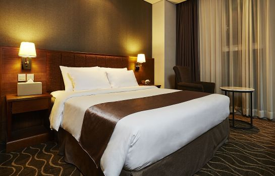 Single room (standard) Square Hotel Ansan