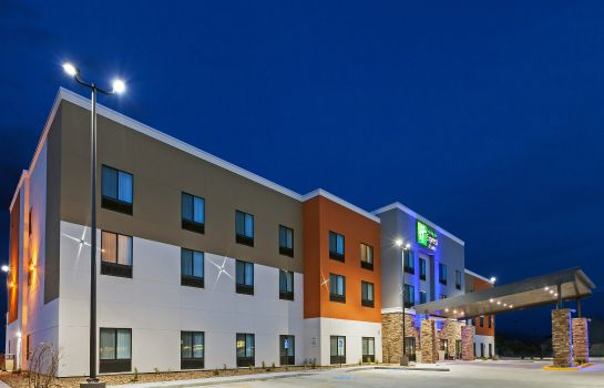 Vista exterior Holiday Inn Express & Suites PERRYTON
