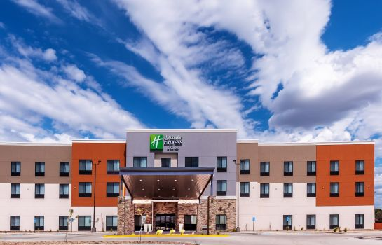 Außenansicht Holiday Inn Express & Suites PERRYTON