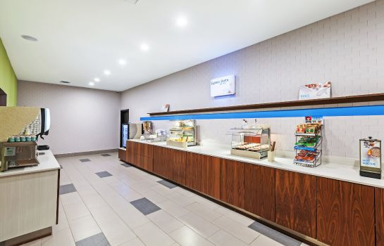 Restaurante Holiday Inn Express & Suites PERRYTON