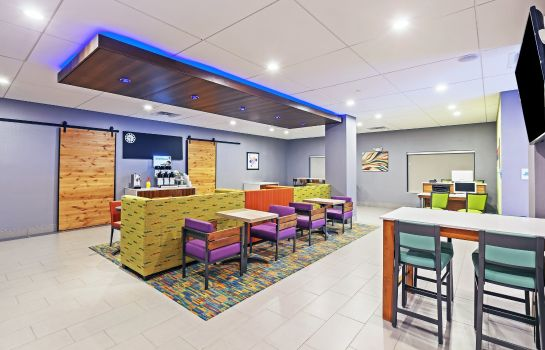 Restaurant Holiday Inn Express & Suites PERRYTON