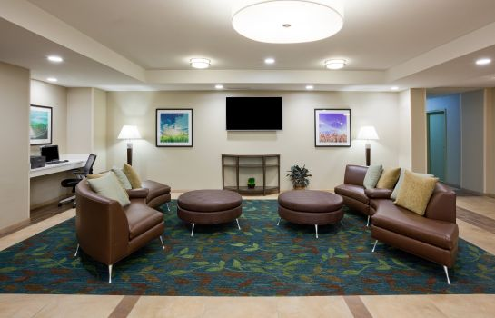 Hotelhalle Candlewood Suites LONGMONT