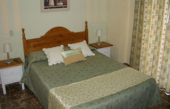 Double room (standard) Gloria Hostal Rural