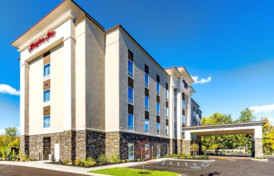 Hol hotelowy Hampton Inn Lockport - Buffalo NY