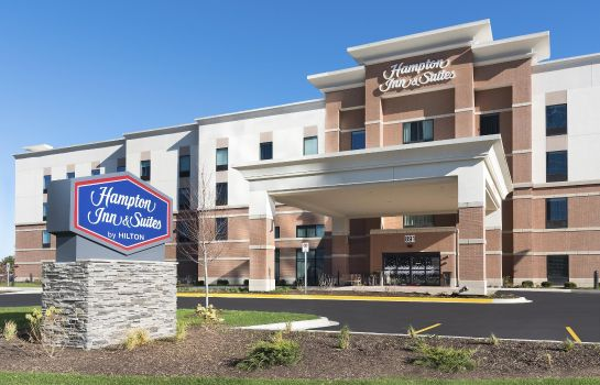 Vista exterior Hampton Inn - Suites by Hilton Chicago Schaumburg IL