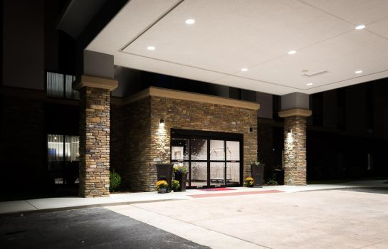 Buitenaanzicht Hampton Inn - Suites by Hilton Hammond IN